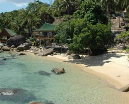how to get to minang cove resort