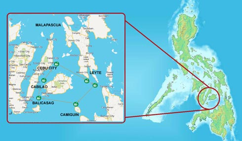 Liveaboard Diving In The Visayas  Liveaboard Diving  Philippines