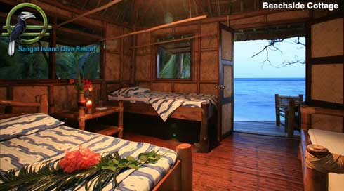 Philippines island hopping diving and kayaking adventure for Beach rest house design